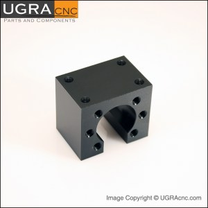 Ball Screw Nut Bracket 1 UgraCNC