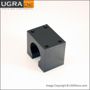 Ball Screw Nut Bracket 2 UgraCNC